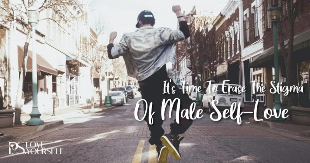 male self love